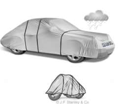 Auto-Storm® HAGEL, Outdoor Car Cover gegen Hagel